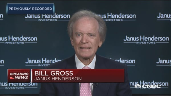 Janus' Bill Gross: Here's what the flattening yield curve means for the economy