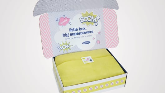Old Navy's new subscription box.