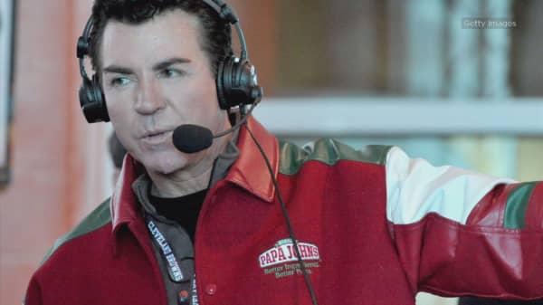 Papa John's slams NFL leadership for lackluster pizza sales