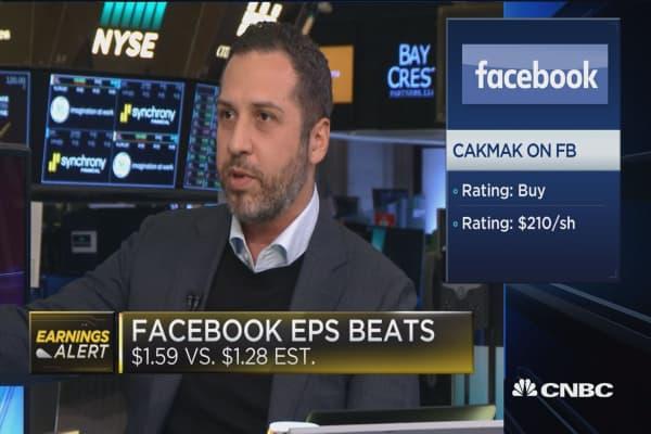 Facebook's Russia problem won't have affect on revenues: Ben Dunbar