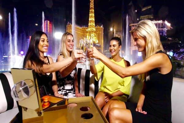 A $250,000 night in Las Vegas