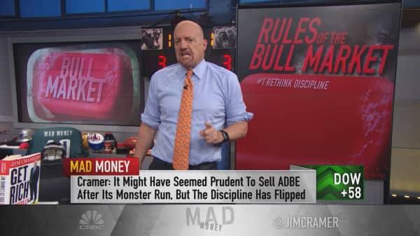 Cramer's 6 rules for investing in a raging bull market