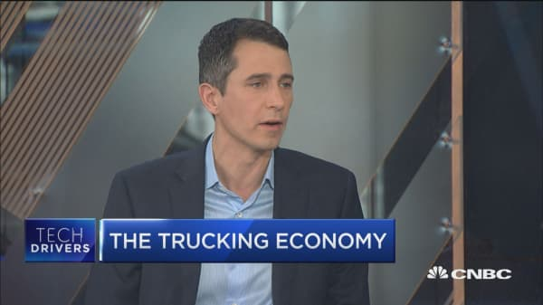 Convoy CEO: Disrupting the trucking industry through technology