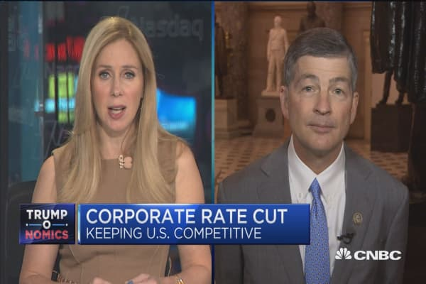 Rep. Jeb Hensarling: 3.5% economic growth possible with GOP tax cuts