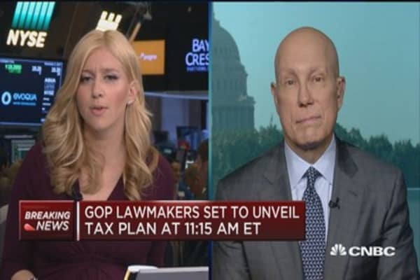 National Retail Federation: Corporate tax rate cut will be good for economy overall