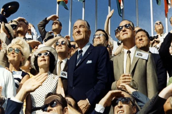 Here's why this Hollywood director says LBJ is the second best US President of all time