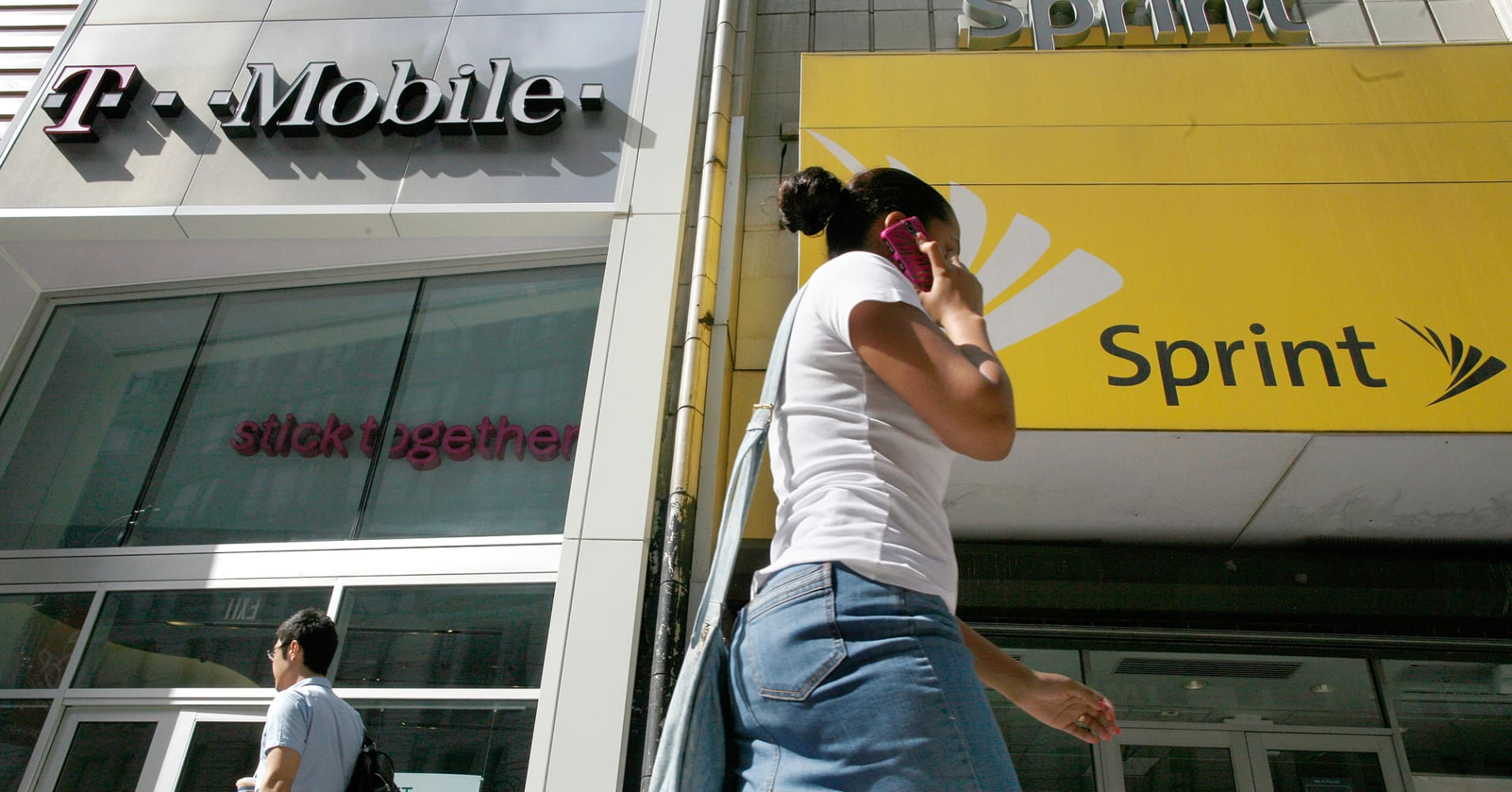 Sprint and T-Mobile end merger talks, saying they couldn't reach an agreement
