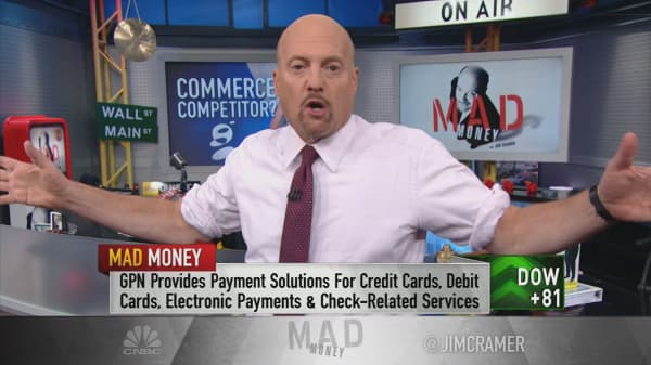 Cramer vouches for behind-the-scenes digital payment play Global Payments