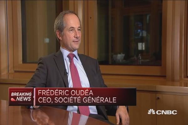 More challenging capital market activities: Societe Generale CEO