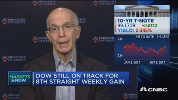 Trump's Fed pick Powell will, 'unless he's crazy,' continue Yellen's path, says ex-Fed vice chair