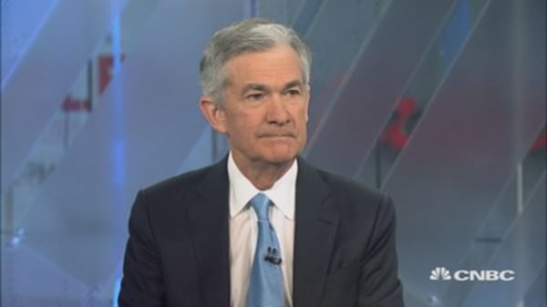Fed Governor Powell on monetary policy