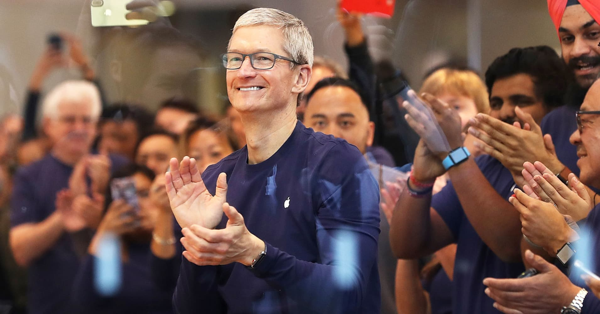 Apple has gained nearly $285 billion in market cap this year, but some see trouble ahead