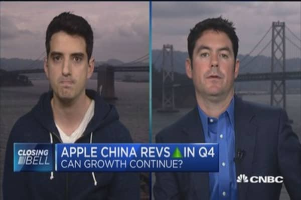 China very essential for Apple: The Information's Tom Dotan