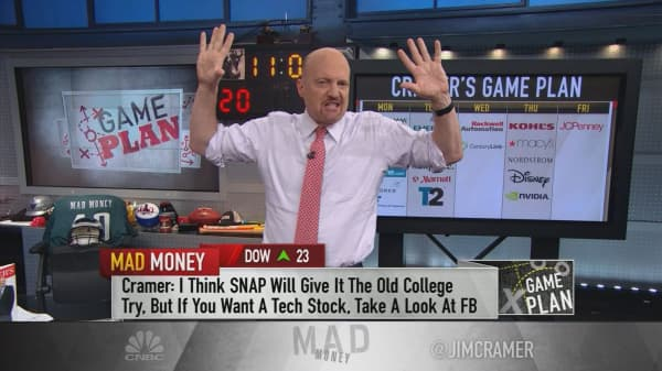 Cramer's game plan: Don't trade until you listen to the conference calls