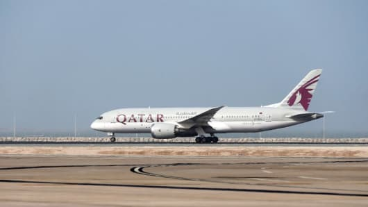 Qatar Airways turns east for Cathay stake after United States  snub