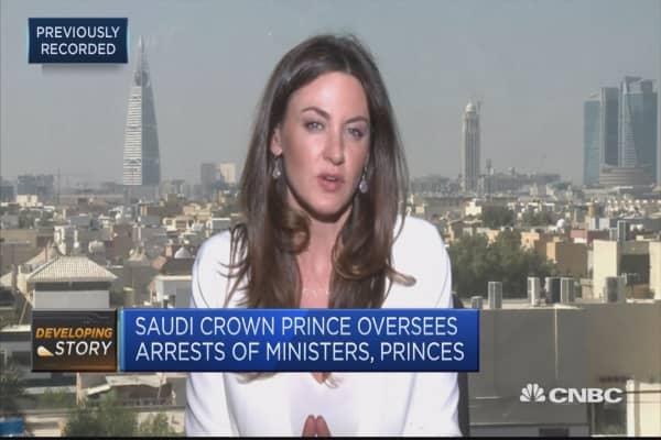 Prince Alwaleed Bin Talal among arrested in Saudi Arabia