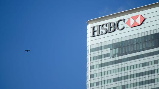 HSBC makes $100bn green pledge""