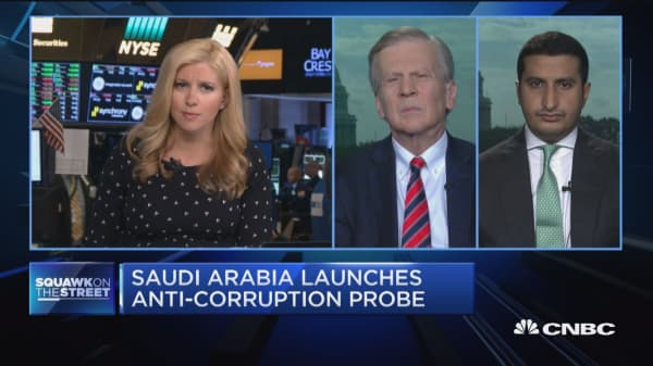 Many Saudi investors will press 'pause' and see how probe plays out: Simon Henderson
