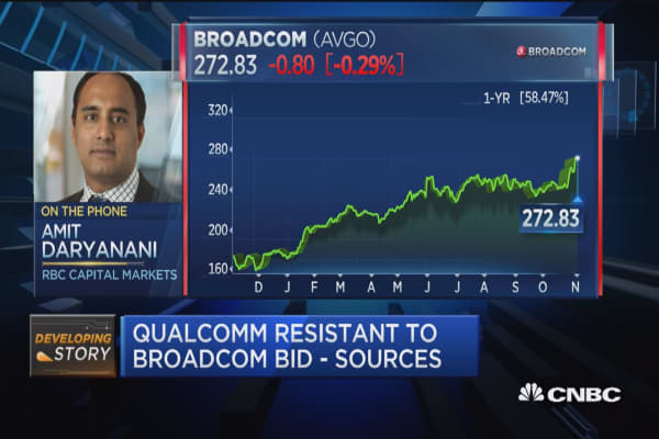 I expect Qualcomm to fight back against Broadcom: William Blair analyst