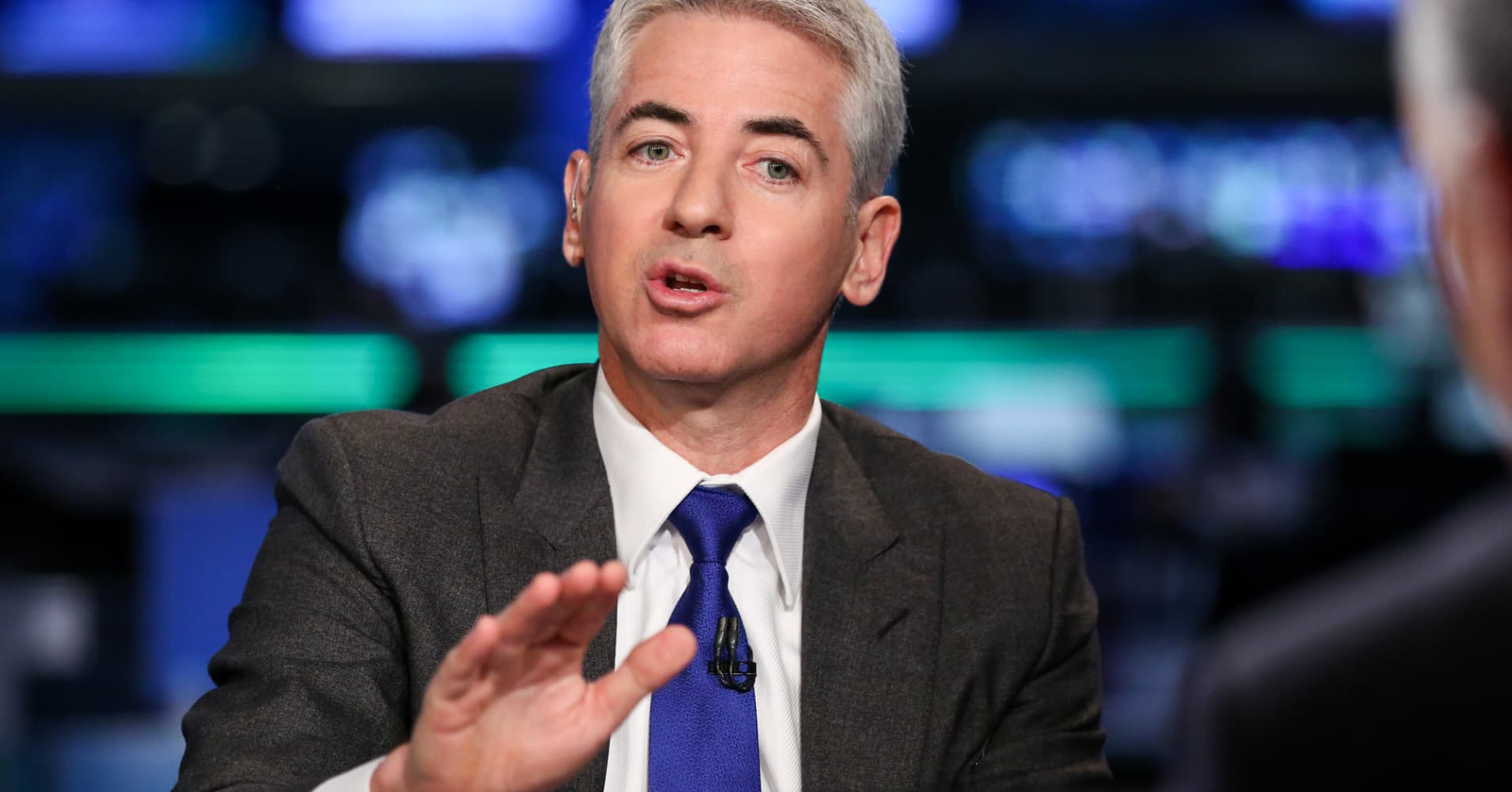 Herbalife prepared a 'secret dossier' on Bill Ackman as it geared up for fight with activist