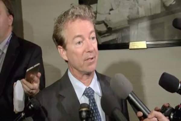 Senator Rand Paul suffers five broken ribs after assault