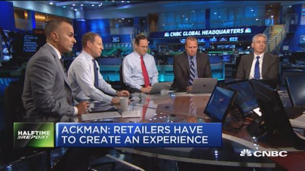 Billionaire investor Bill Ackman says shopping malls will still exist in five years