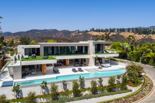 Inside Beverly Hills Mansions