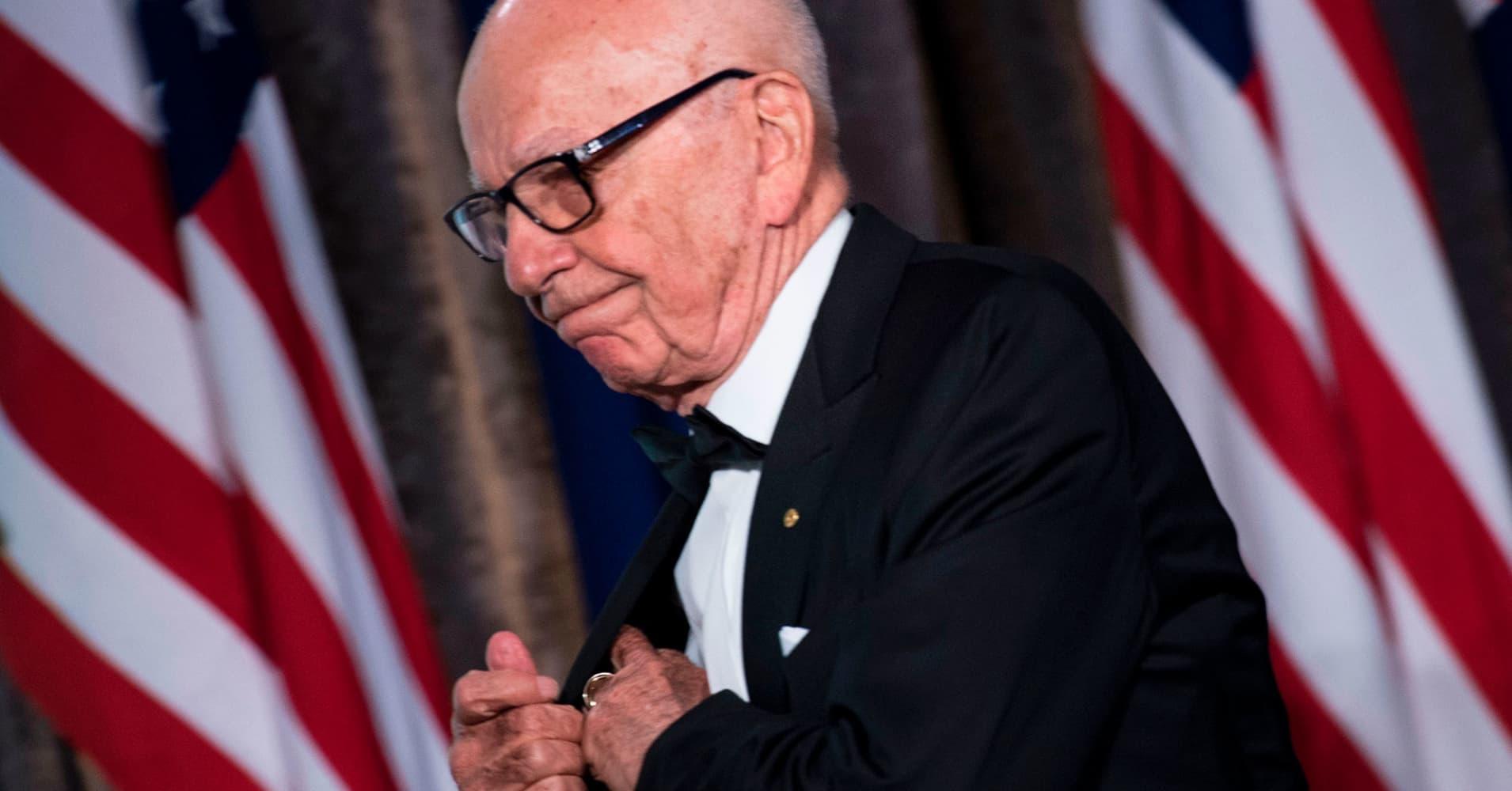 Rupert Murdoch may buy back Fox Sports Networks from Disney