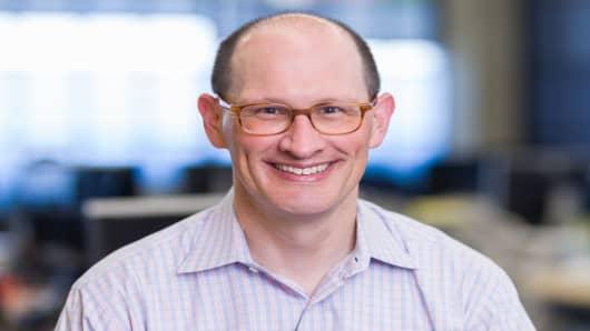 Michael Gordon, MongoDB CFO