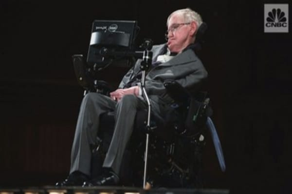 Stephen Hawking warns about A.I. development