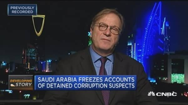 Geopolitical, economic and religous impact of Saudi purge: Atlantic Council's Fred Kempe