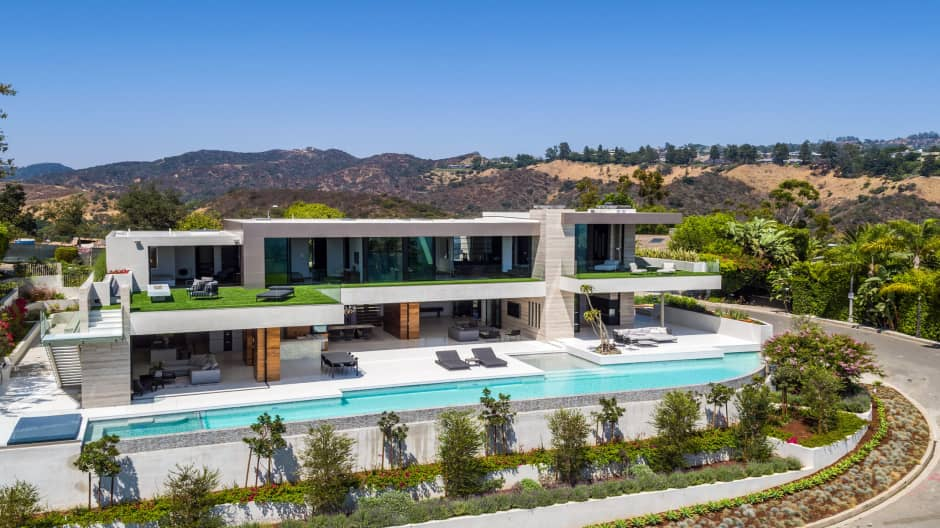 Live like Agent 007 in this $30 million LA home