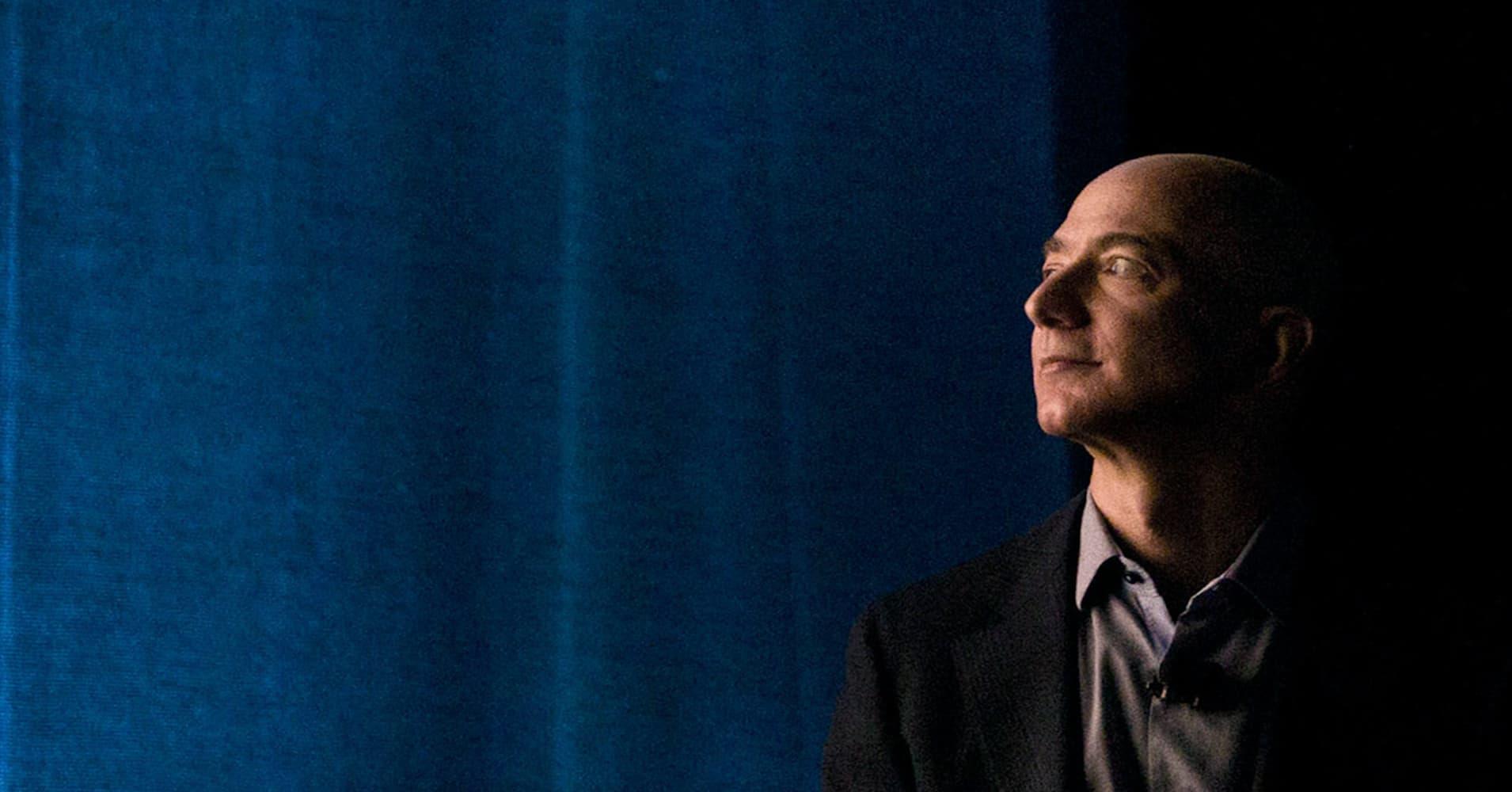 The Surprising Career Advice Jeff Bezos Gave Me