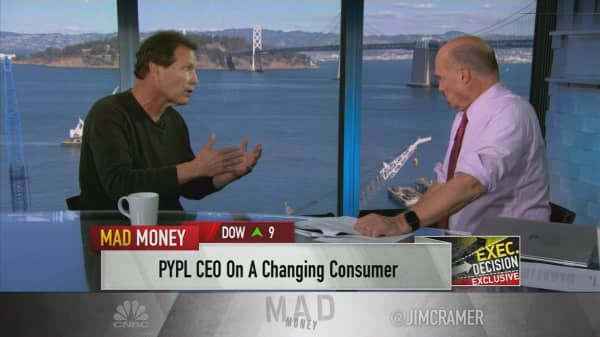 Fintech will change more in next 5 years than the last 30: PayPal CEO