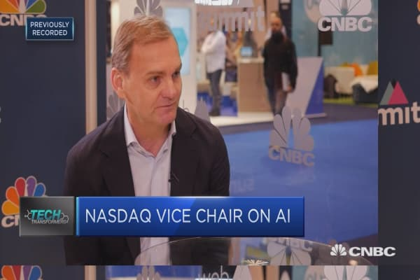 A.I. could produce new sector, Nasdaq vice chairman says