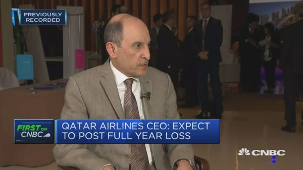 This has been one of our most difficult years: Qatar Airlines CEO
