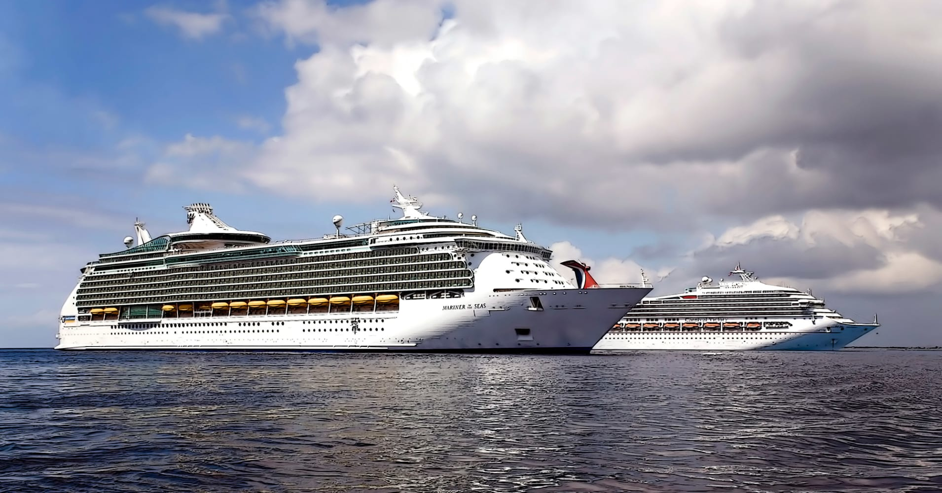 Cruise lines build up capacity despite global headwinds