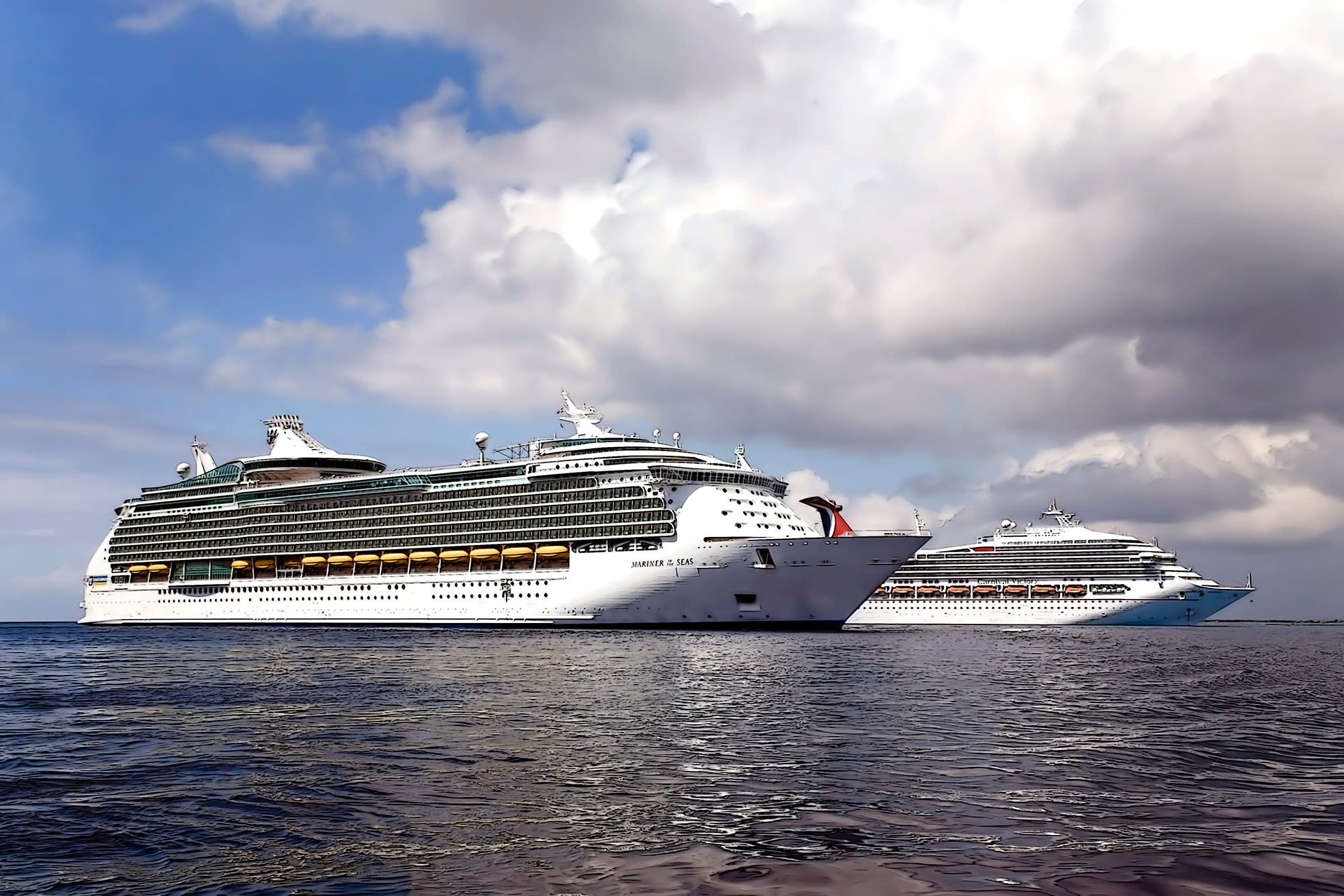 photo How to Go On a Cruise Economically with Kids Under 12