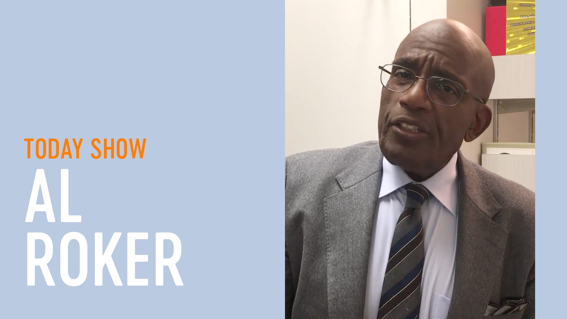 My Worst Job Interview | Al Roker
