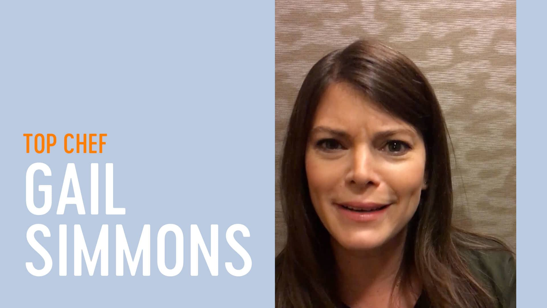 My Worst Job Interview | Gail Simmons