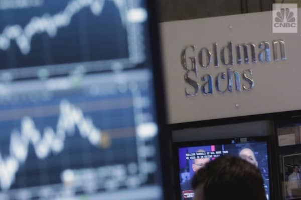 Goldman Sachs predicts bitcoin can run past $7,900