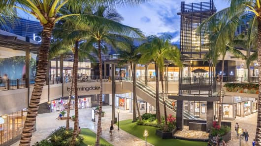 Brookfield Property Partners t...
