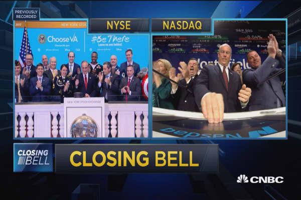 Closing Bell Ringers: November 7, 2017