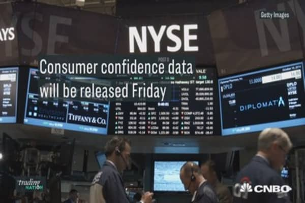 Consumer confidence data is out this week, here are the stocks you should be watching
