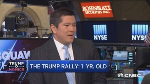 Jim Cramer: Trump not likely to hurt the market: Here's why