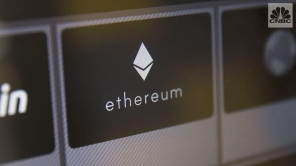 Someone may have 'accidentally' frozen $280 million worth of digital currency ether