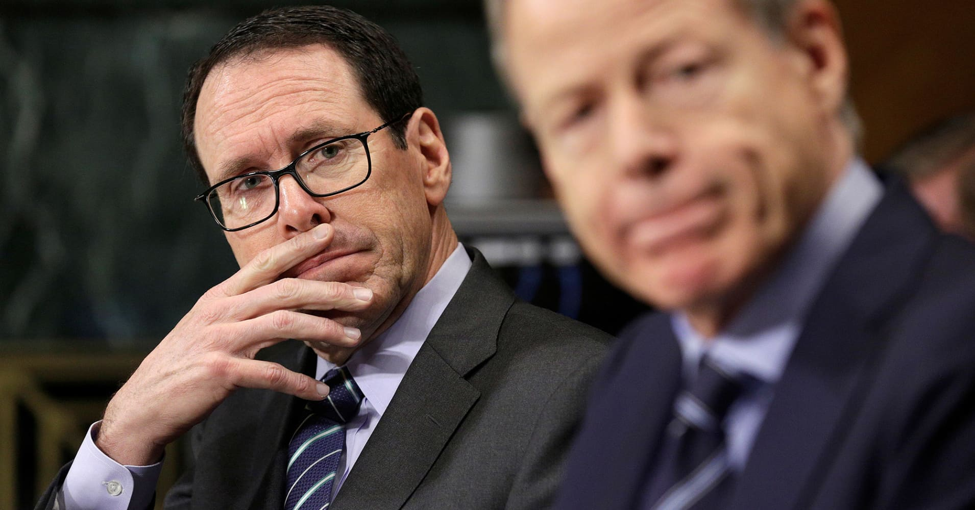 AT&T court fight with the US Justice Department heads into closing arguments