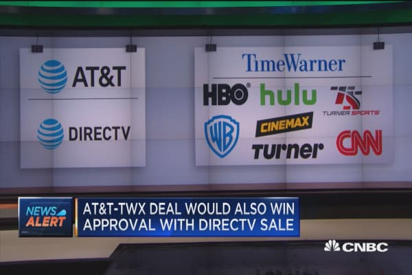 Former FCC official: Most courts wouldn't allow DOJ to block AT&T-Time Warner over CNN