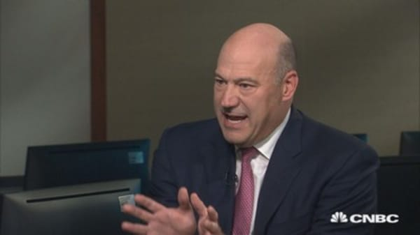 White House economic advisor Gary Cohn says estate tax helps 'lot of different people'