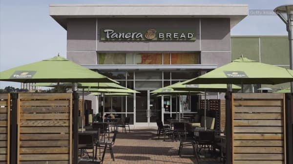 JAB's Panera Bread to buy Au Bon Pain, reuniting coffee chains